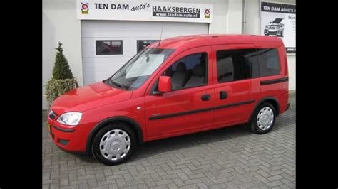 opel combo 2004 2004 opel combo b tour pictures information and specs