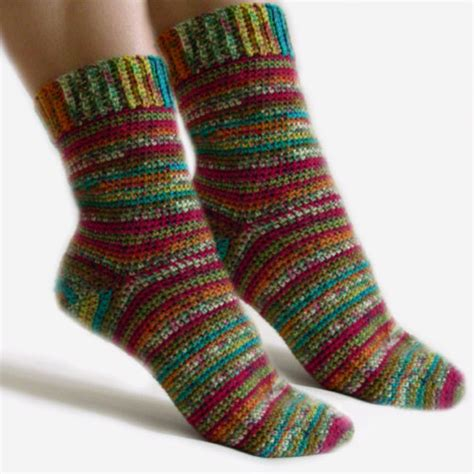 Crochet Pattern Socks Beginners | beginner crochet sock pattern crochet patterns