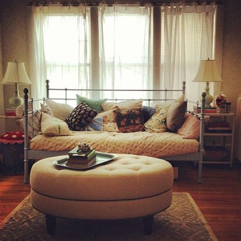office daybed daybed and big ottoman for guest bedroom office