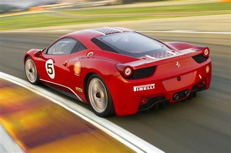 Ferrari 458 Challenge by Ferrari 458 Challenge Supercar Goes Testing Evo