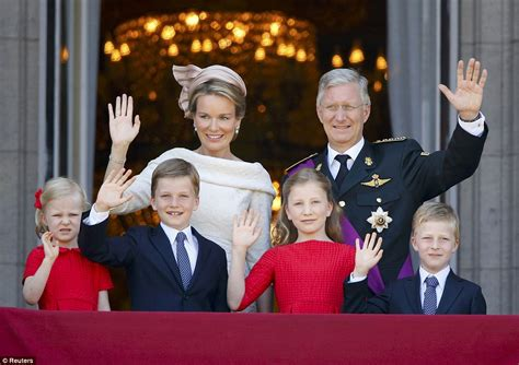 royal family belgium s new queen mathilde nails the european royalty
