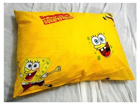 Sarung Bantal Isi 3 Pcs Ktn 1 jual sarung bantal tidur motif spongebob isi 2pcs vater shoplover