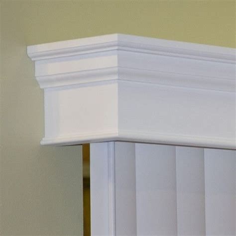 Wood Cornice Box Pin By Angie Green On For The Home