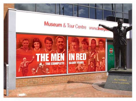 Kaos Pria Liverpool F C wisata seru ke stadion anfield di liverpool bolasz edogawa