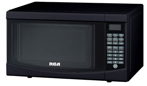 Countertop Microwaves On Sale by Curtis Rca 0 7 Cu Ft Microwave Black Appliances