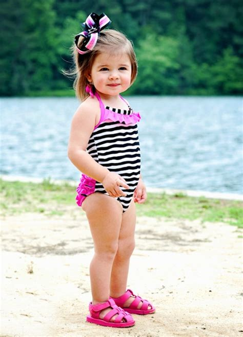 baby swimsuits how to choose swimwear for toddlers kiddytrend
