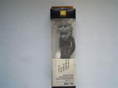 Dijamin Remote Cord Nikon Mc 30 nikon remote cord mc 30