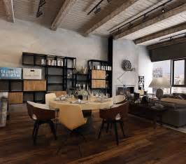 Industrial Look industrial look office interior design intended for industrial office