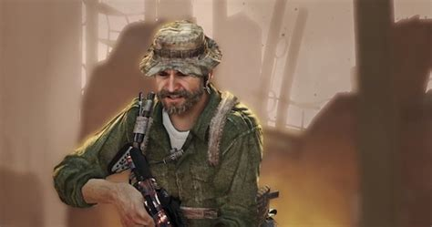 CoD: Captain Price is back