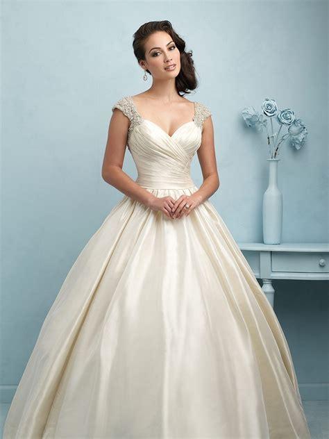 Allure Bridals 9204 Bridal Dress   MadameBridal.com