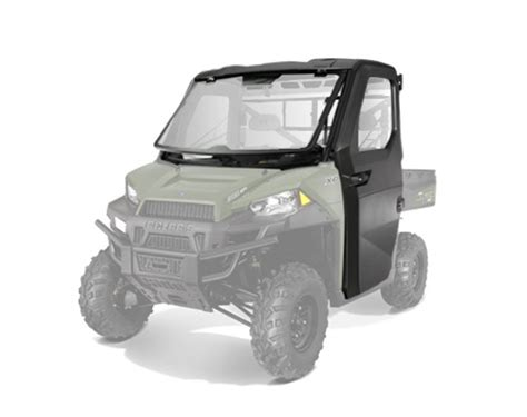 lock ride 174 pro fit lx cab system polaris ranger mx