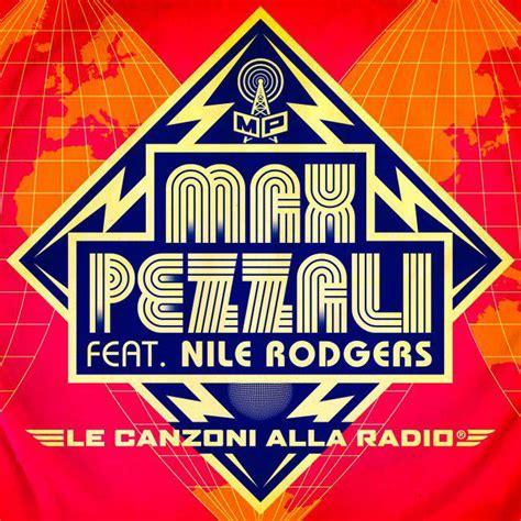 testo con la musica alla radio le canzoni alla radio testo nuovo singolo di max pezzali