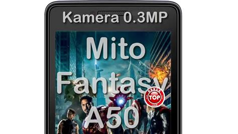 Recommended Lcd Mito A50 Murah mito a50 smartphone mito android harga murah bi doovi