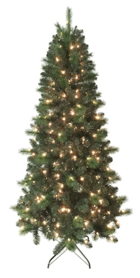 live tree black friday live now kohls black friday deal 7 ft pre lit tree for as low as 54 99