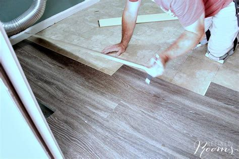 4 REASONS TO USE LUXURY VINYL TILE FLOORING   Refined Rooms