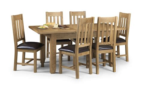astoria solid oak extending dining set price table 4 chairs homeberry