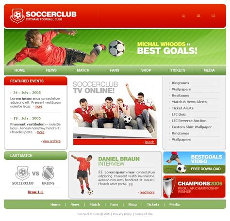 soccer swish template 13209