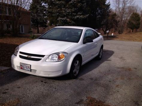 car repair manual download 2007 chevrolet cobalt lane departure warning buy used 2007 chevy cobalt 2 door coupe ls in north beach maryland united states for us 5 200 00