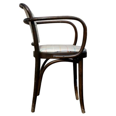 4 thonet bentwood dining arm chairs