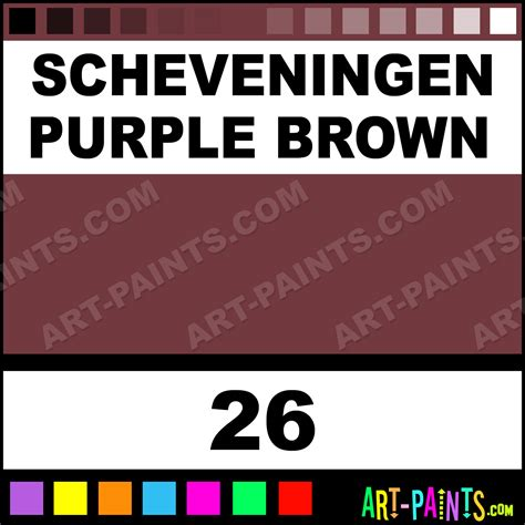 scheveningen purple brown classic paints 26 scheveningen purple brown paint