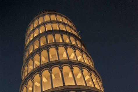 illuminazione pisa la torre di pisa e la luminara di san ranieri luce web