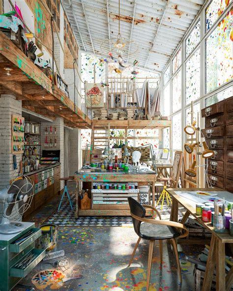 25 best ideas about art studios on pinterest painting studio studios and studio ideas les 25 meilleures id 233 es de la cat 233 gorie atelier sur