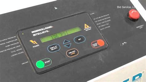 ingersoll rand ssr ep15se air compressor 59038