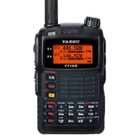Ht Handy Talky Yaesu Vx 3 R Dualband Vhfuhf the original ft1dr offered a new level of technology that you can hold