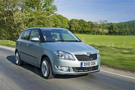 skoda fabia used cars skoda fabia 2010 2014 used car review car review