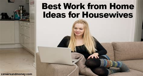 best work from home ideas for careersandmoney