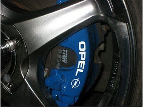 Bremssattel Aufkleber by Aufkleber Passend F 252 R Opel Bremssattel Aufkleber Satz Opel