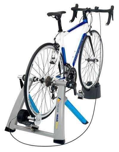 cascade bike trainers fluid pro