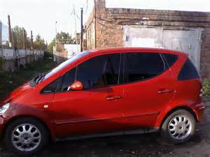 Mercedes A Class Second For Sale 2001 Mercedes A Class Photos 1 6 Gasoline Ff