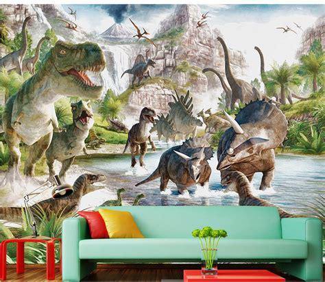 dinosaur wall mural get cheap dinosaurs wall mural aliexpress alibaba