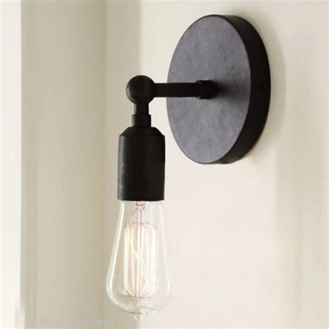 wandleuchte bad vintage vintage brief retro style wall light sconce edison bulb