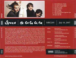 format cd sini gösterme spoon ga ga ga ga ga cd album at discogs