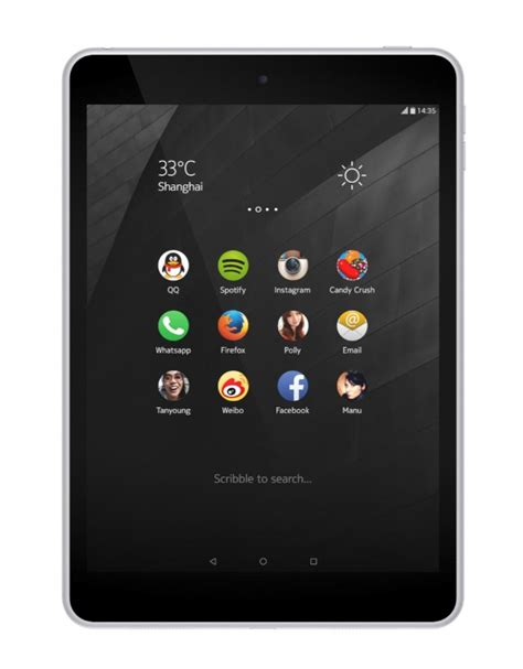 Tablet Android 8 Inchi Nokia N1 nokia n1 android tablet a 7 9 inch tablet running android 5 0 lollipop