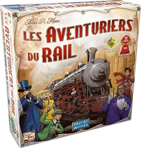 Asmodee Les Aventuriers Du Rail Etats Unis by Les Aventuriers Du Rail Jeux De Soci 233 T 233 Acheter Sur Espritjeu