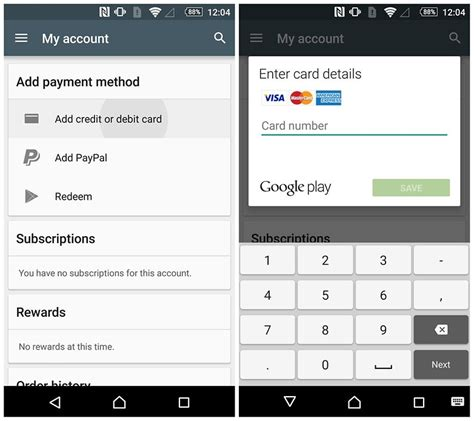 Play Store Payment How To Use Play The Complete Guide Androidpit