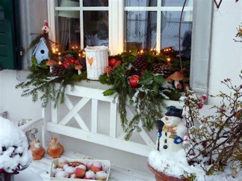Weihnachtsdeko Aus Dem Garten by Weihnachtsdeko F 252 R Den Garten Weihnachtsdeko Fuer Den