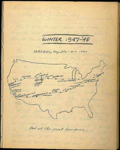 libro strange maps an una mappa originale e una imperdibile guida agli itinerari di sulla strada di jack kerouac