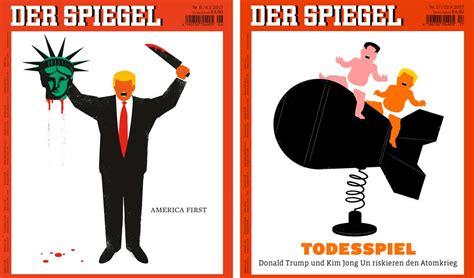 Dekor Spiegel by Meet The Artist Der Spiegel S Viral Covers
