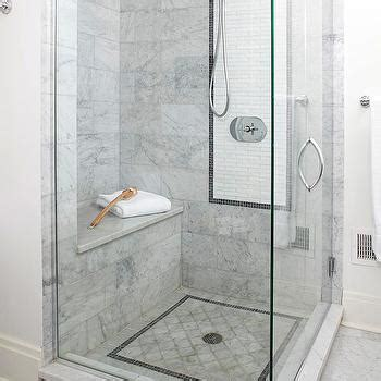 seamless bathtub surrounds marble shower bench design ideas
