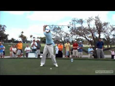 adam scott swing slow motion adam scott slow motion golf swing vision youtube