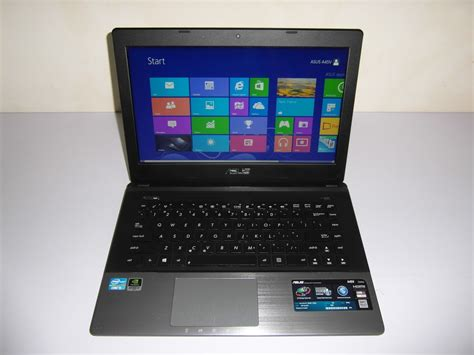 Ram Asus A45v three a tech computer sales and services used laptop asus