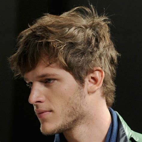 Mens Hairstyles How To by How To Get The Dishevelled Hairstyle The Idle