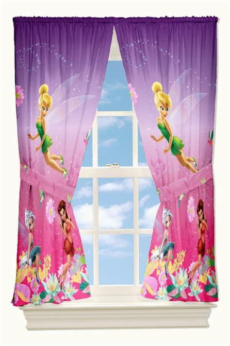 disney fairies curtains buy disney fairies pixie paradise drapes 82 by 63 inch in