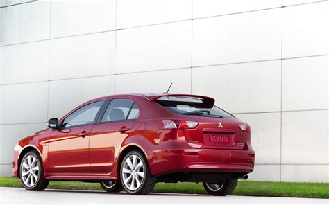 mitsubishi lancer sportback 2012 mitsubishi lancer sportback reviews and rating