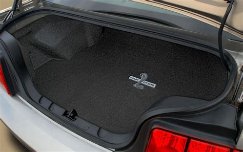 Trunklid Brio 15 18 ford mustang convertible coupe trunk mat snake gt 500 late