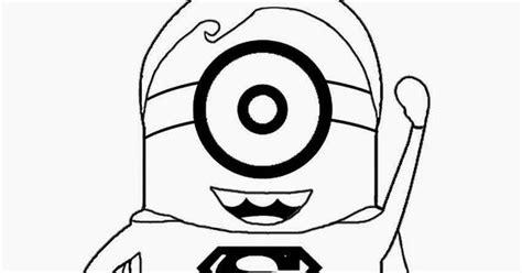 minion avengers coloring pages childrens film free minion clipart cartoon superhero